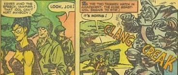 Cases extraites de The Marvel Family 85 (juillet 1953)