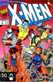 X-Men 1 (octobre 1991) (1)