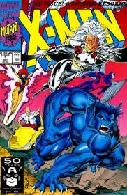 X-Men 1 (octobre 1991) (4)
