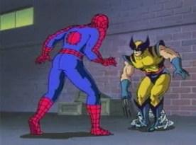 Image extraite de Spider-Man The animated serie (1994)