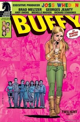 Buffy contre les vampires, saison 8 épisode 35 (mai 2010)