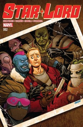 Star-Lord 2 (décembre 2015)