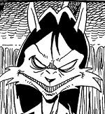 Jei. Image extraite de Usagi Yojimbo