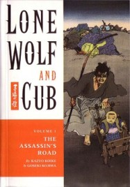 Lone wolf and cub 1 (septembre 1970)