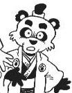 Noriyuki. Image extraite de Usagi Yojimbo