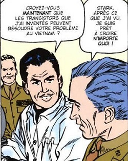 Case extraite de Tales of suspens 39 (mars 1963)