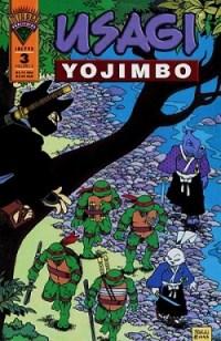 Usagi Yojimbo 3 (1993)