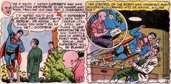 Cases extraites de World's finest 153 (novembre 1965)