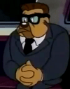 Le chien de la Darkwing Squad