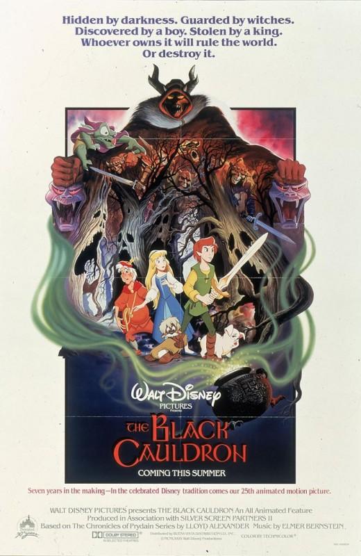 The Black Cauldron Themes - BookRags.com