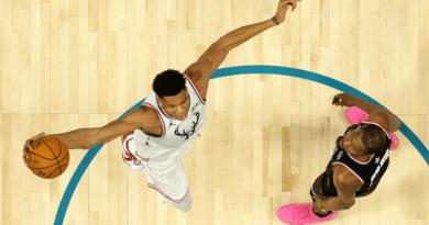 Así fue la mejor jugada del All Monumental name de la NBA que recorre el mundo