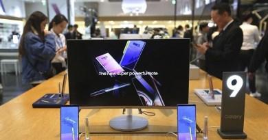 Samsung lanzaría cuatro modelos de Galaxy S10 que tendrían hasta 6 cámaras y respaldarían la crimson 5G