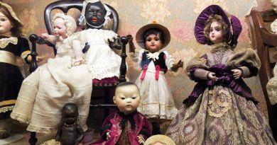 Había una vez…la colección de muñecas antiguas más importante de Suramérica