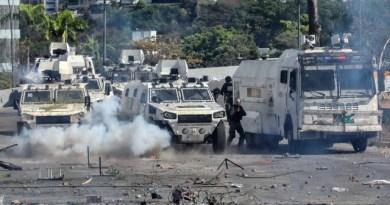 La ONU eleva a cinco los muertos por las recientes protestas en Venezuela contra Maduro