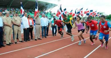 Luguelin Santos pierde en los 400 metros de los Juegos Militares
