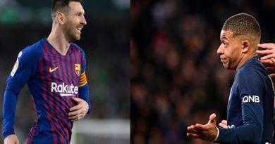 Fútbol: Bota de Oro 2019 es peleado por Kylian Mbappé y Leo Messi