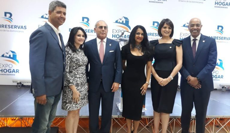 Banreservas inaugura ExpoHogar con tasas desde 8.77%, 670 proyectos y más de 7 mil viviendas ofertadas