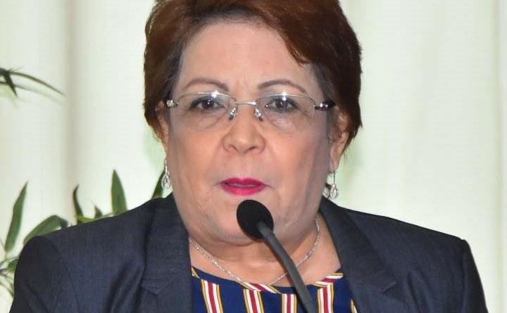 Vídeo- Alejandrina Germán conforme con JCE en organización de elecciones internas