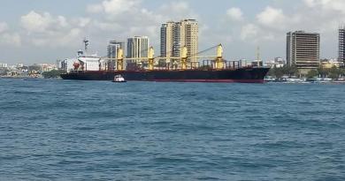 Armada Dominicana rescata buque ruso fondeado en Güibia