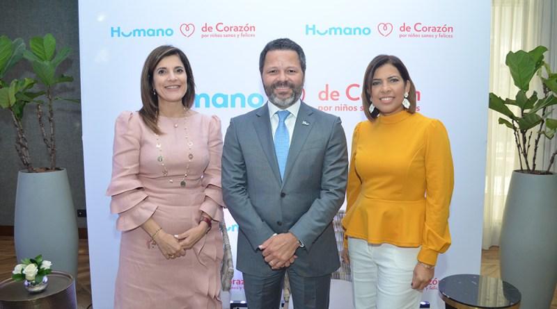 Humano presenta colección Madres Solidarias
