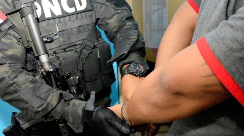 DNCD captura un ciudadano francés buscado por por narcotráfico a nivel nacional