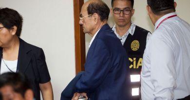 Ordenan arresto domiciliario en Perú contra confeso testaferro de Alan García
