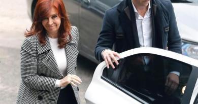 Cristina Fernández acude a segunda sesión de juicio por supuesta corrupción