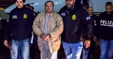 El Chapo pide al juez la destitución de su abogado Eduardo Balarezo