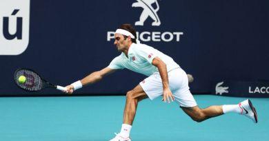 Roger Federer avanza a la closing del Masters 1000 de Miami