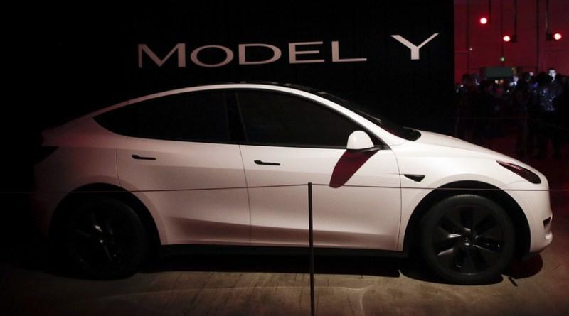 (Video): Tesla presenta Mannequin Y, su nuevo coche eléctrico