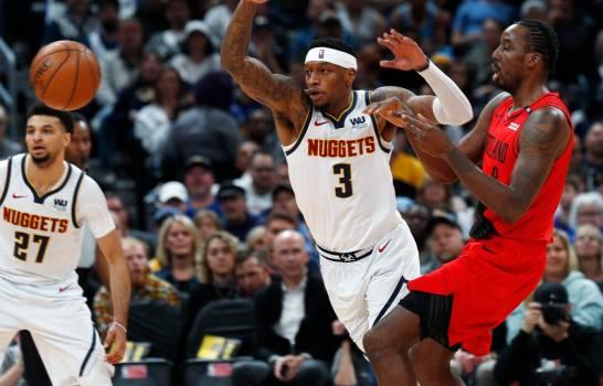 Blazers triunfan y empatan su serie contra los Nuggets