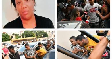 Procuraduría imputa a dos reclusos y una mujer de formar parte de banda que disparó contra David Ortiz