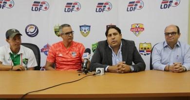 Cuatro equipos en busca de dos boletos para la closing de LDF
