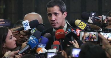 """Guaidó: """"La dictadura, en su esencia más elemental, es miedo"""""""