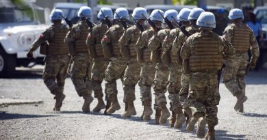 RD y Rusia no votan en decisión de ONU en terminar su misión policial en Haití