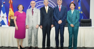 Cancillería presenta primer informe sobre Conception Nacional de Derechos Humanos