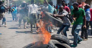 Escasez de combustibles y disaster energética ponen Haití en situación explosiva