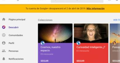 Google : el cierre definitivo será el 2 de abril