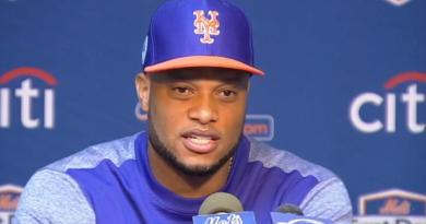 Robinson Canó se reporta a entrenamientos con Mets y dice sentirse rejuvenecido