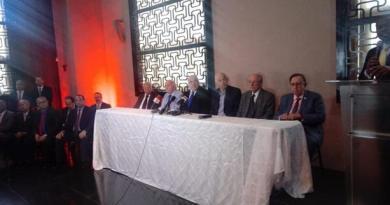 Grupo de prestantes juristas, entre ellos Vincho Castillo, someterán a quienes den y reciban soborno para modificar Constitución