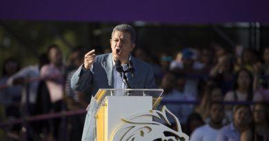 Leonel: el 80 % del pueblo dominicano ha dicho que se respete la Constitución