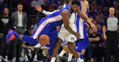 Philadelphia devuelve el golpe a los Nets y empata la serie