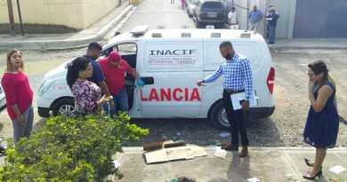 Policía en SDO investiga hallazgo de lo que sería un feto en autopista Duarte