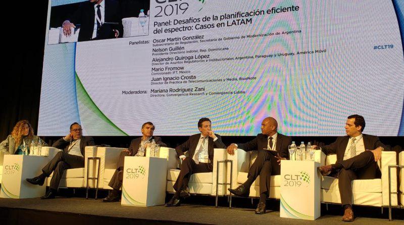 Presidente del Indotel expone preparativos para llegada de la pink 5G a RD