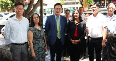 Embajada China apoya a Pro Consumidor para mejorar el Barrio Chino