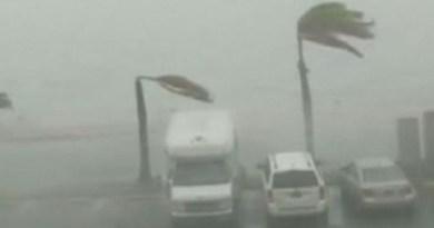 Trump afirma que huracán Dorian es uno de los más fuertes en décadas en EEUU