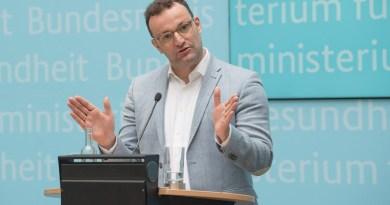 Ministro alemán presenta proyecto de ley para emergencias médicas
