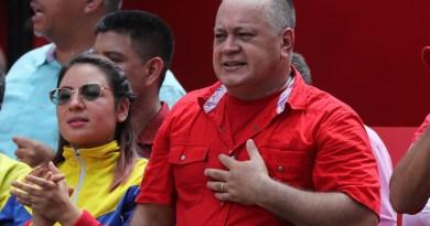 """Cabello dice hay más field matter de supuesto vínculo de Guaidó con """"Rastrojos"""""""