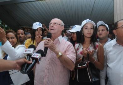 Hipólito Mejía asegura no habrán vencidos ni vencedores en convención del PRM