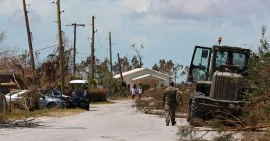 Bahamas estima en 90 millones de dólares daños a centros de salud por huracán